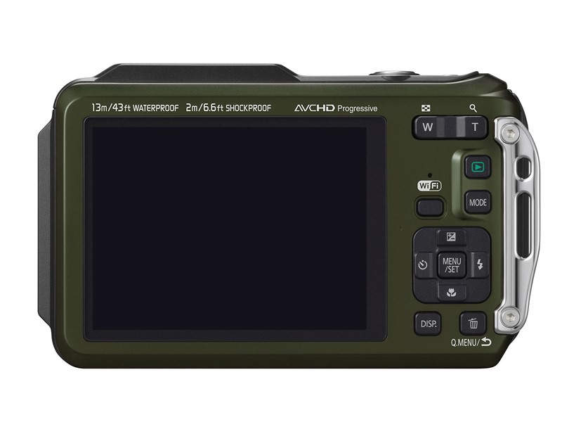 Ударопрочный фотоаппарат Panasonic LUMIX DMC-TS6