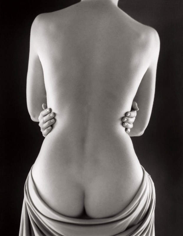 Вечное тело Рут Бернхард (Ruth Bernhard) 9