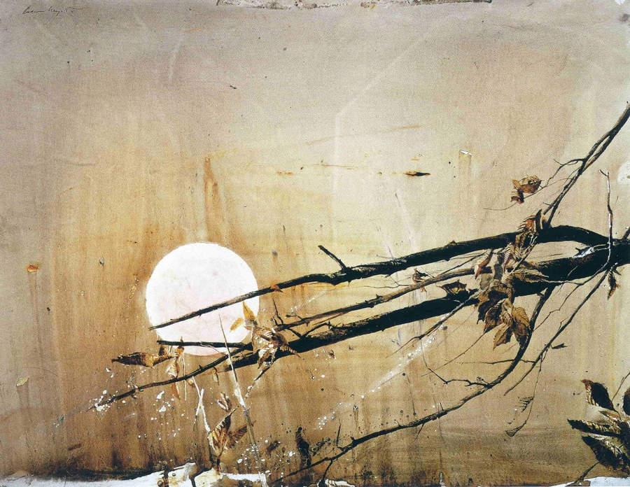 Эндрю Уайет (Andrew Wyeth) и американский реализм 20-го века