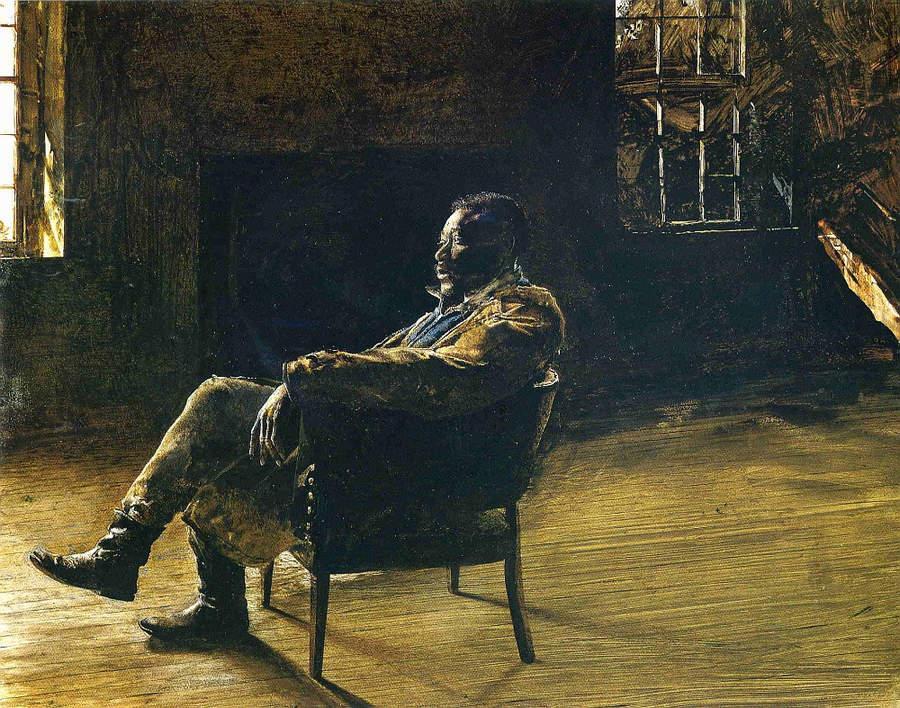 Эндрю Уайет (Andrew Wyeth) и американский реализм 20-го века 13