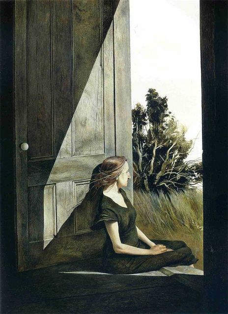 Эндрю Уайет (Andrew Wyeth) и американский реализм 20-го века 14