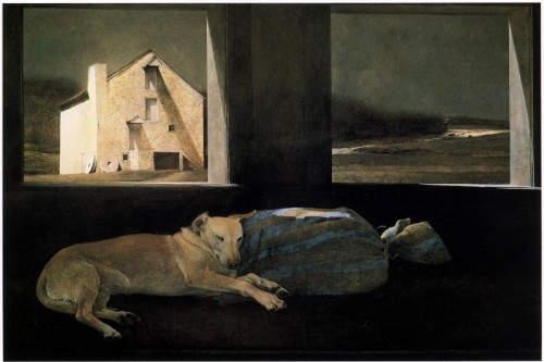 Эндрю Уайет (Andrew Wyeth) и американский реализм 20-го века 18