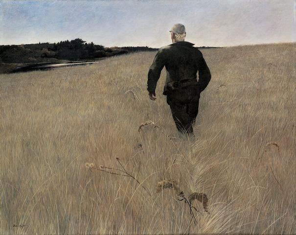 Эндрю Уайет (Andrew Wyeth) и американский реализм 20-го века 4