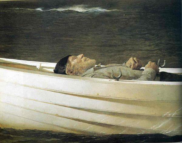Эндрю Уайет (Andrew Wyeth) и американский реализм 20-го века 6