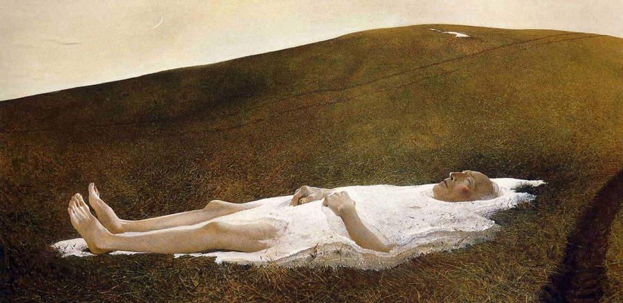Эндрю Уайет (Andrew Wyeth) и американский реализм 20-го века 7