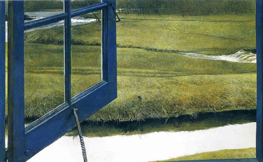 Эндрю Уайет (Andrew Wyeth) и американский реализм 20-го века 9