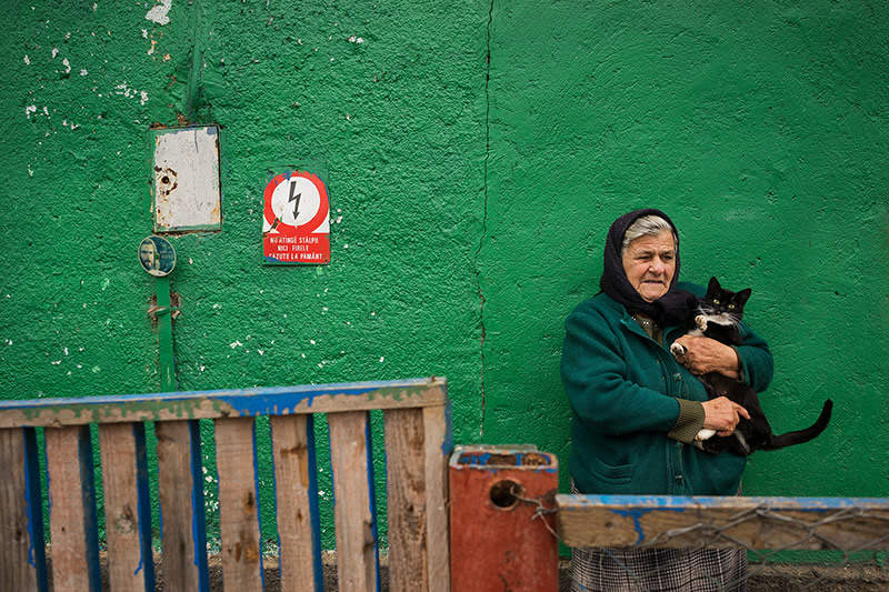 Кристиан Мунтяну (Cristian Munteanu) и его потрясающая уличная фотография