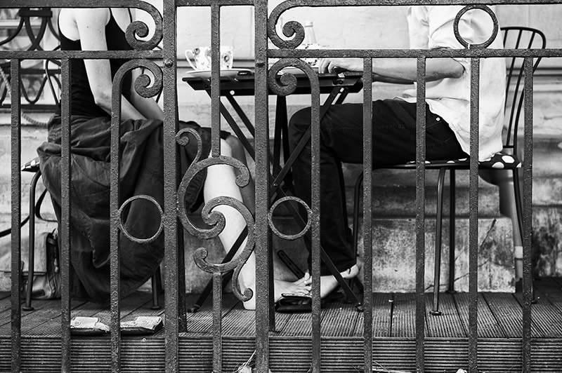 Уличная фотография Румынии