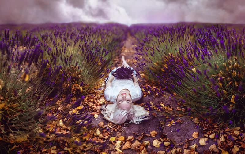 Концептуальные фантастические фотографии от Kindra Nikole