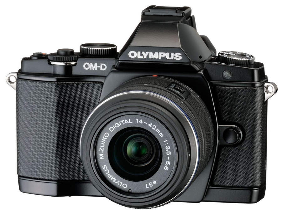 Беззеркальный фотоаппарат Olympus OM-D E-M5 II