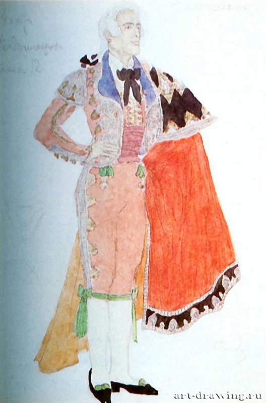 Александр Головин и театр начала 20-го века 15