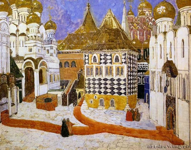 Александр Головин и театр начала 20-го века 19