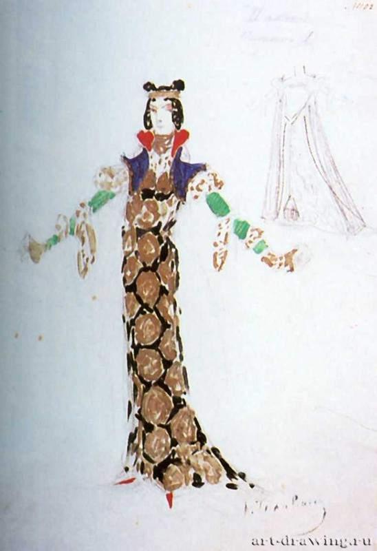 Александр Головин и театр начала 20-го века 5
