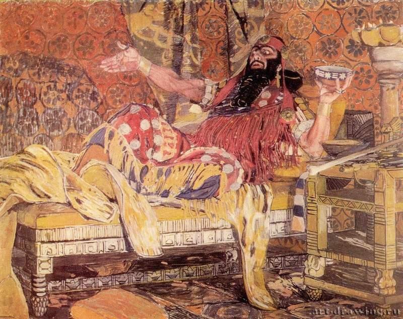 Александр Головин и театр начала 20-го века 8