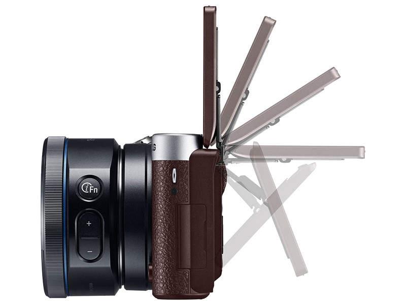 Беззеркальный фотоаппарат Samsung NX500 2