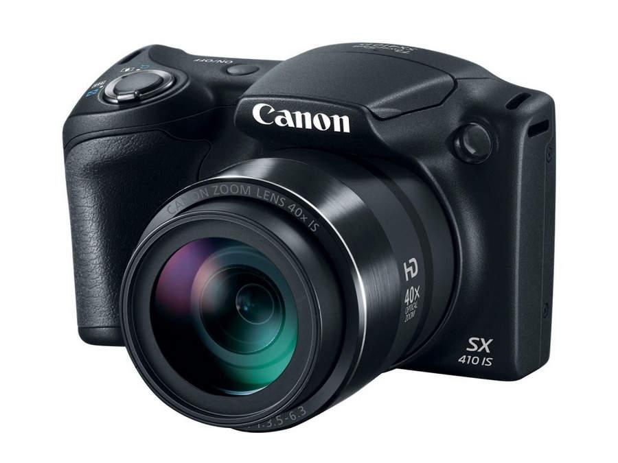 Цифровой компактный фотоаппарат Canon PowerShot ELPH 350 HS