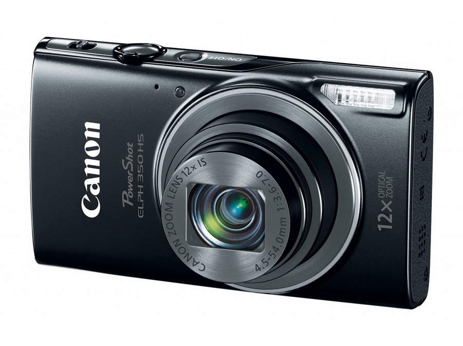Цифровой компактный фотоаппарат Canon PowerShot SX410 IS