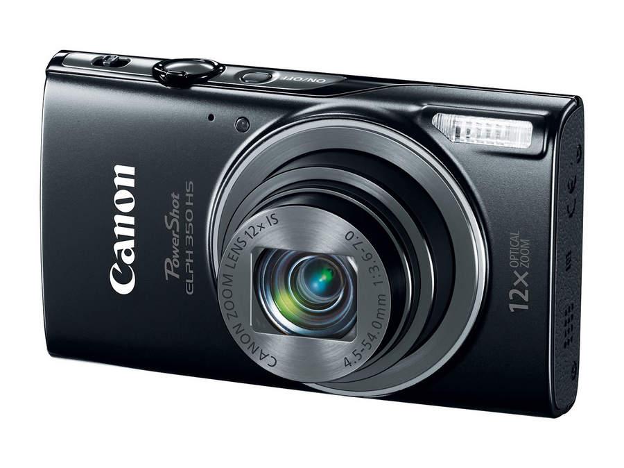 Компактные фотоаппараты Canon PowerShot SX410 IS и Canon PowerShot ELPH 350 HS