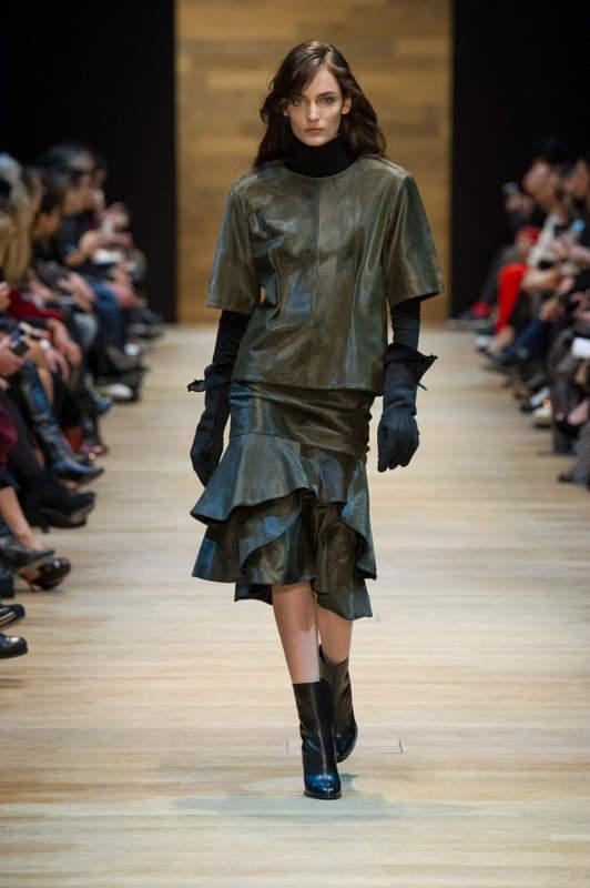 Pixelformula Womenswear Winter 2014 - 2015 Ready To Wear Paris Guy Laroche