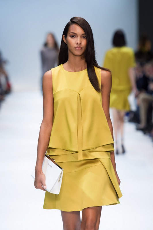 Pixelformula Guy Laroche Womenswear Summer 2014 Ready To Wear Paris