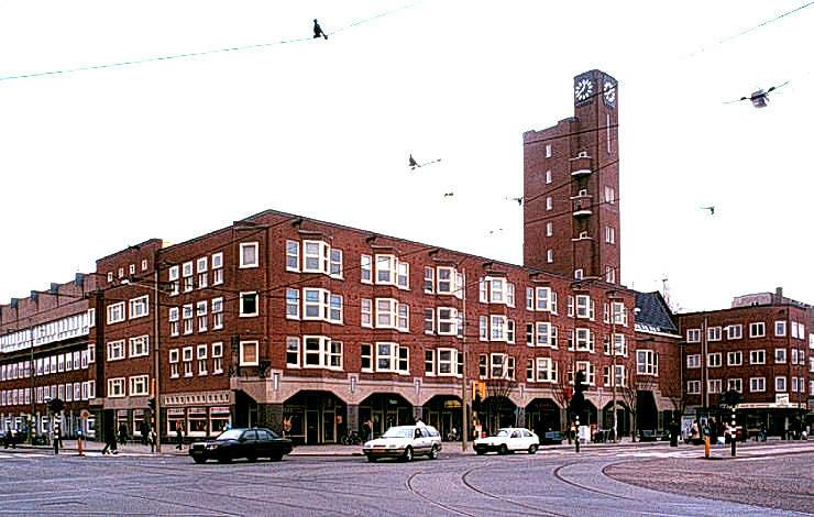 Пионер Амстердамской школы - Хендрик Берлаге (Hendrik Berlage) 7