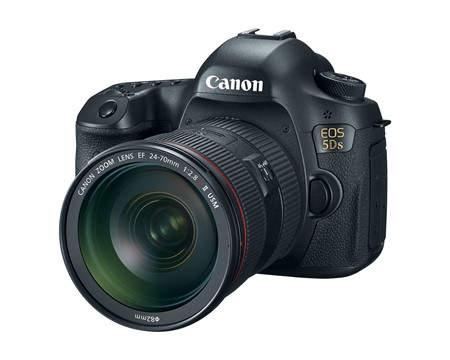 Полнокадровый фотоаппарат Canon EOS 5DS