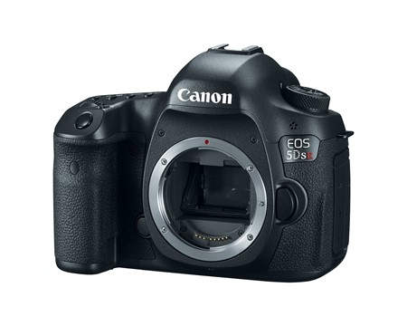 Полнокадровые фотоаппараты Canon EOS 5DS и Canon EOS 5DS R
