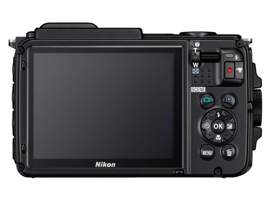 Задняя панель Nikon Coolpix AW130