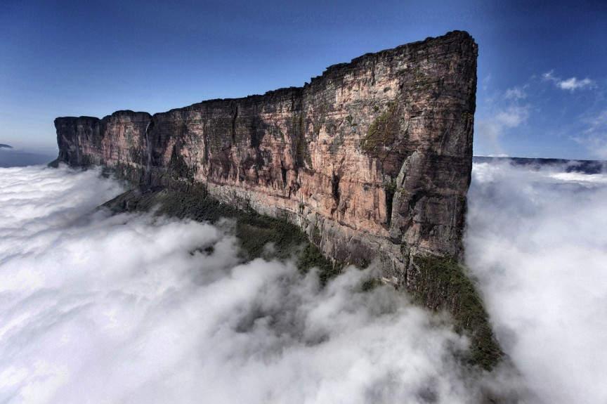 Рорайма - Венесуэла, Бразилия, Гайана