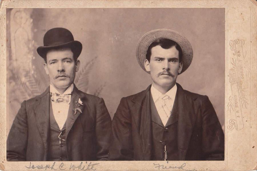 Самые известные криминальные дуэты Топ-10 Буч Кэссиди и Сандэнс Кид (Butch Cassidy and the Sundance Kid)