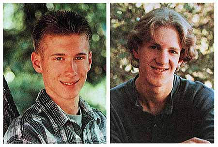 Самые известные криминальные дуэты Топ-10 Убийцы Коломбины (The Columbine Killers)