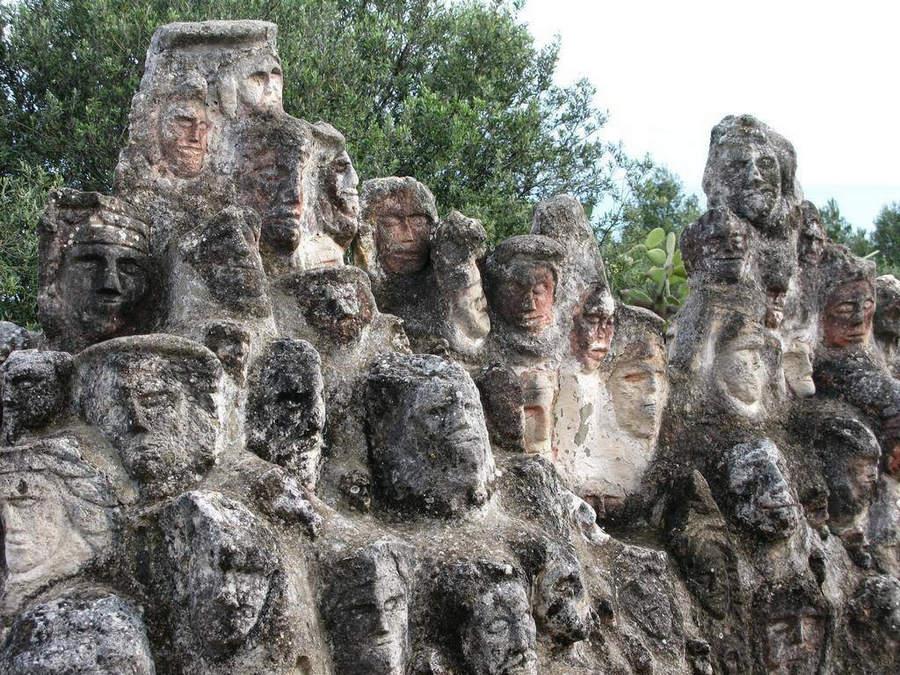 Скульптуры Filippo Bentivegna 10 самых невероятных строений, созданных одним человеком