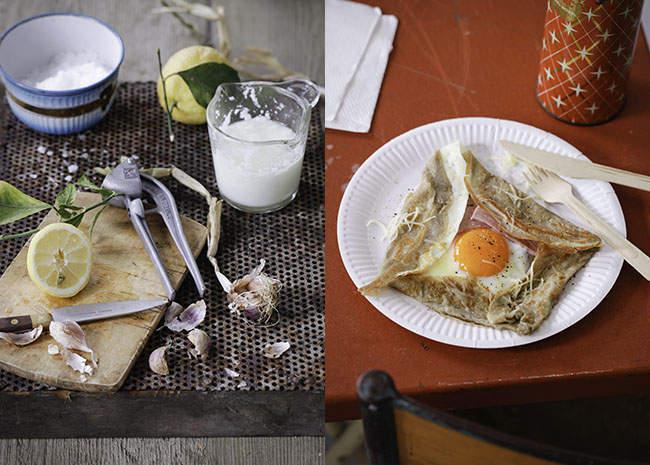 Стильная еда от Кейко Оикава (Keiko Oikawa) 4