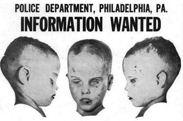 Топ-10 шокирующих нераскрытых убийств Мальчик в коробке
