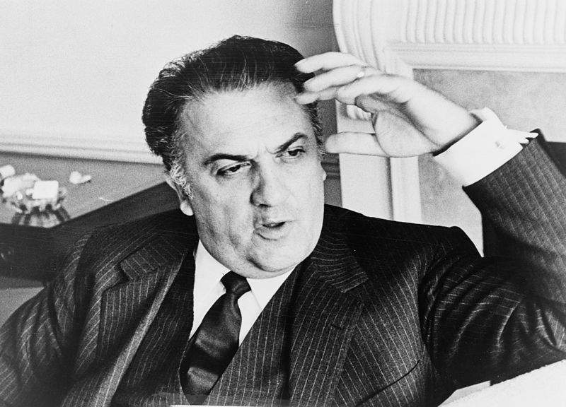 Топ-10 величайших звёзд кино Федерико Феллини (Federico Fellini)