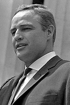 Топ-10 величайших звёзд кино Марлон Брандо (Marlon Brando)