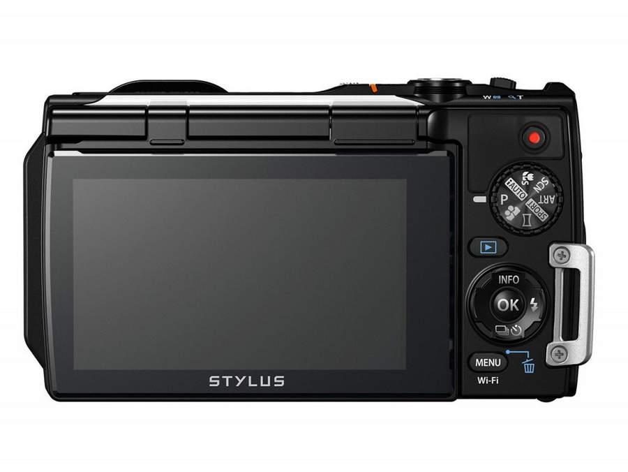 Ударопрочный фотоаппарат Olympus Stylus Tough TG-860 3