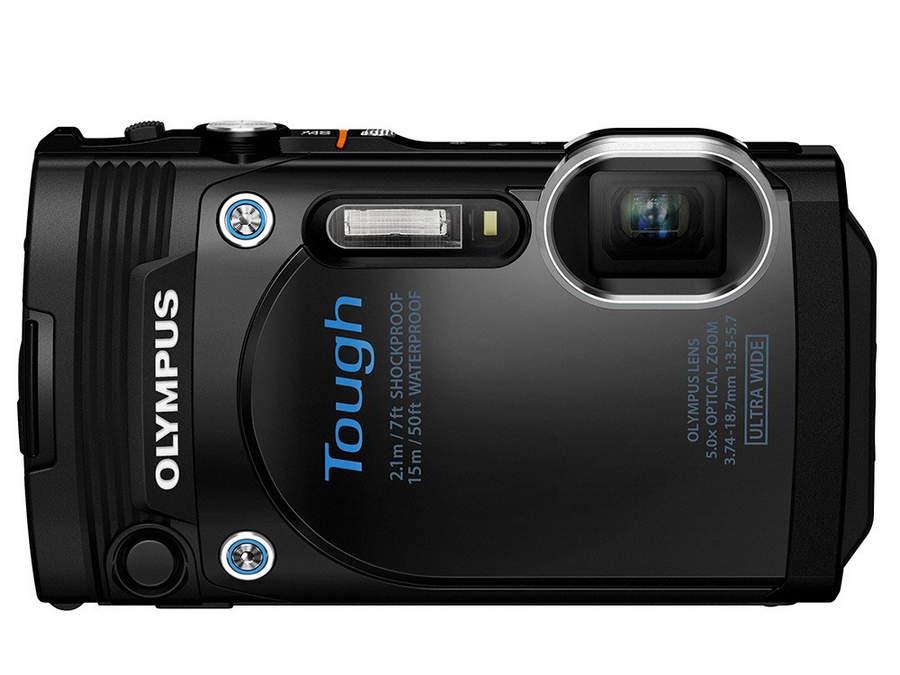 Ударопрочный фотоаппарат Olympus Stylus Tough TG-860