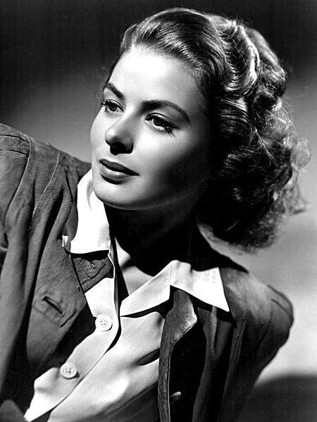 Величайшие звёзды кино Топ 10 Ингрид Бергман (Ingrid Bergman)