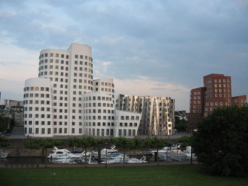 Величайший архитектор современности Фрэнк Оуэн Гери (Frank Owen Gehry) 11