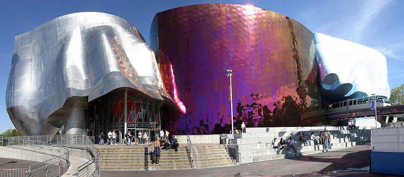 Величайший архитектор современности Фрэнк Оуэн Гери (Frank Owen Gehry) 12