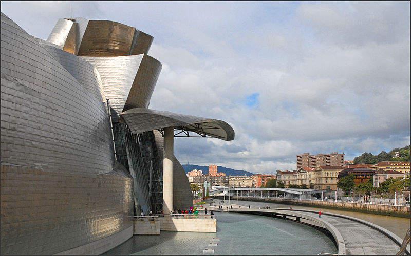 Величайший архитектор современности Фрэнк Оуэн Гери (Frank Owen Gehry) 13