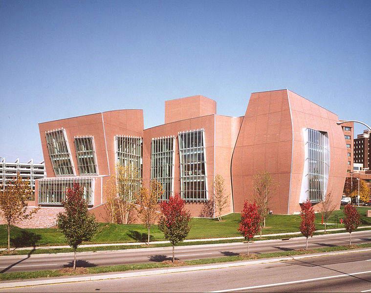 Величайший архитектор современности Фрэнк Оуэн Гери (Frank Owen Gehry) 2