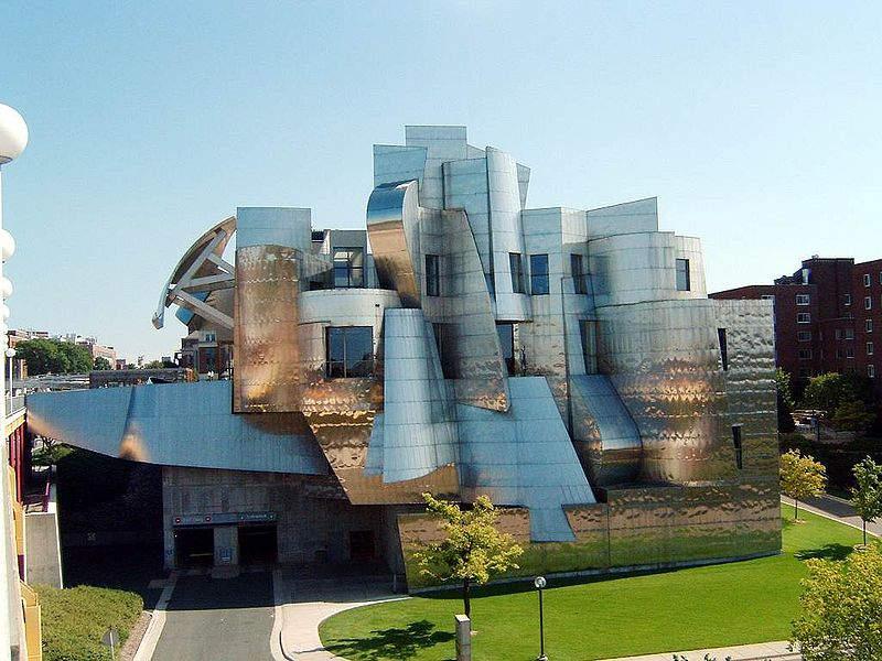 Величайший архитектор современности Фрэнк Оуэн Гери (Frank Owen Gehry) 3