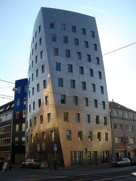 Величайший архитектор современности Фрэнк Оуэн Гери (Frank Owen Gehry) 5