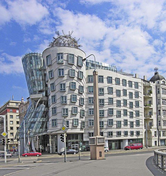 Величайший архитектор современности Фрэнк Оуэн Гери (Frank Owen Gehry) 6