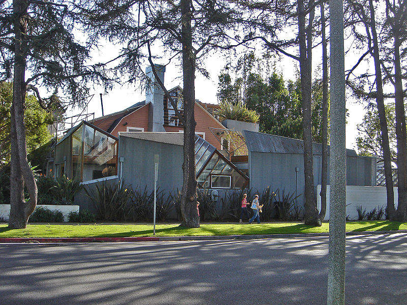 Величайший архитектор современности Фрэнк Оуэн Гери (Frank Owen Gehry) 8