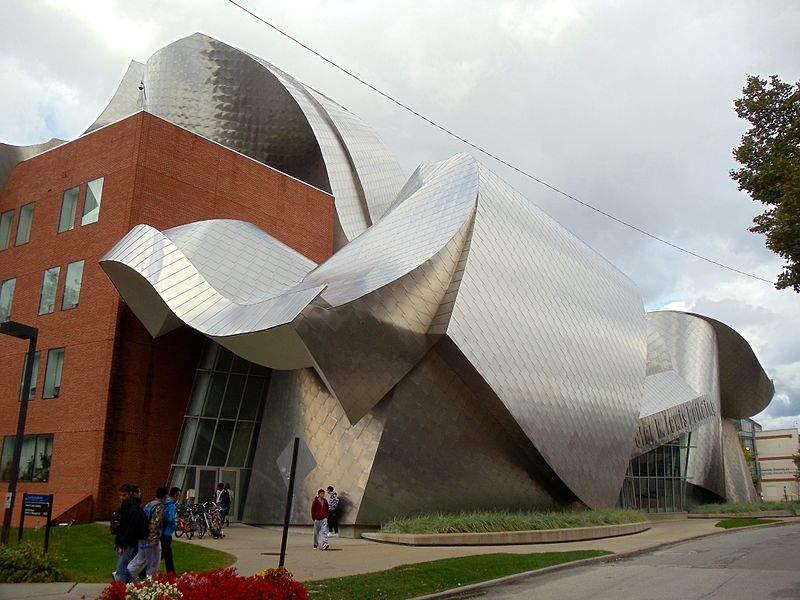 Величайший архитектор современности Фрэнк Оуэн Гери (Frank Owen Gehry)