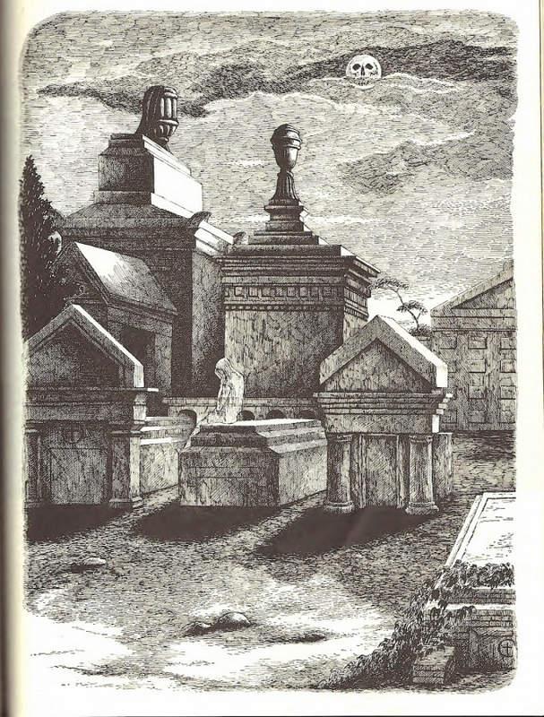 Эдвард Гори и его черно-белый мир (Edward St. John Gorey) 17