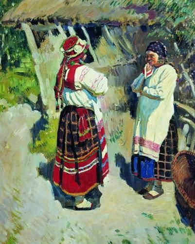 Живописец Сергей Виноградов 4